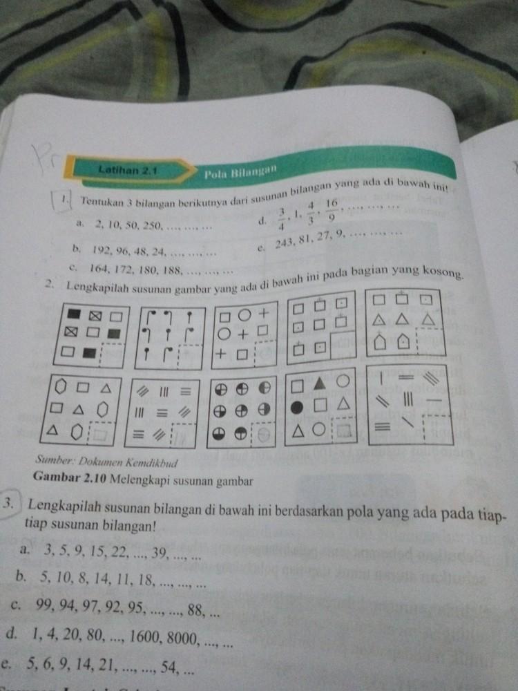 Bantu no 1 d, 3 b dan d !!! Makasih kak !!!