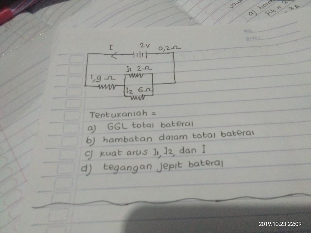 mengenai pelajaran fisika tentang listrik dinamis