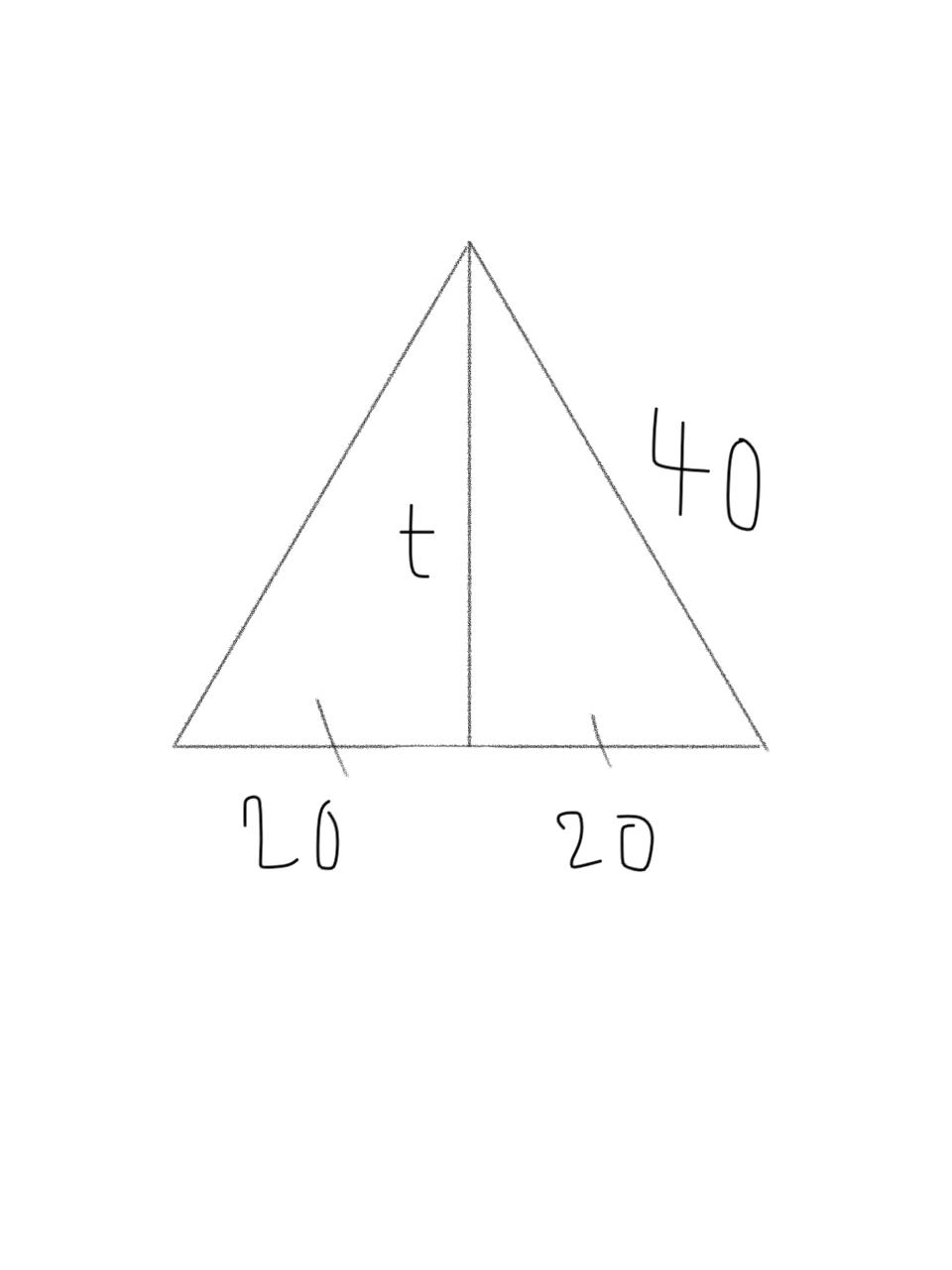 Ini diagramnya ya! t = tinggi  Selamat belajar! Semoga Membantu!