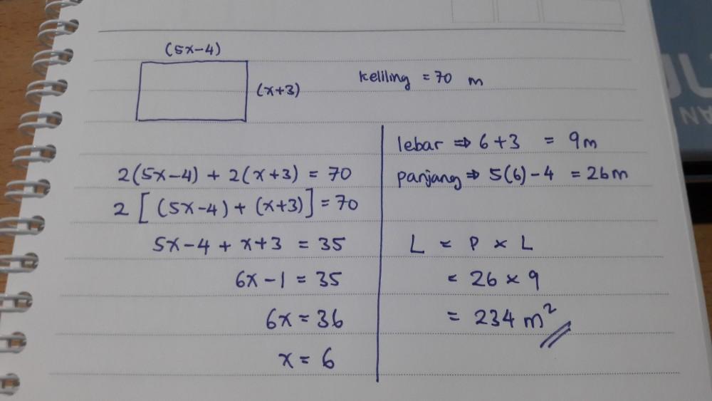 Ini cara pengerjaannya, selamat belajar! :)