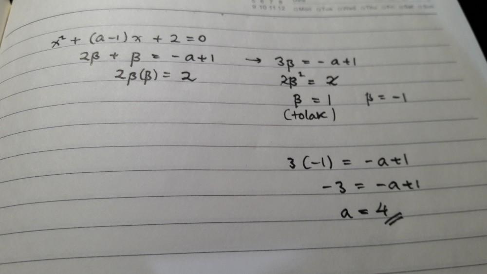 Selamat belajar! :)